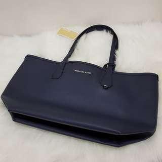 MK LG Reversible Tote Bag