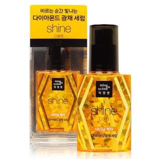 BNIP Korean  🎀 Mise En Scene Diamond Hair Oil 🎀
