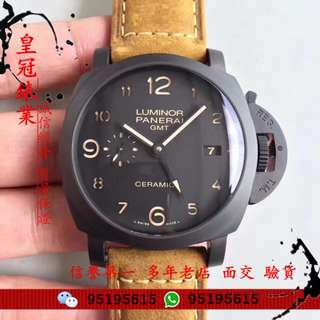 面交 沛納海 Panerai Luminor PAM441 PAM00441  441 44mm