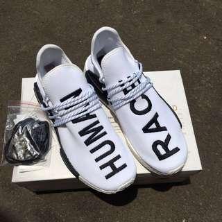 Adidas human racer