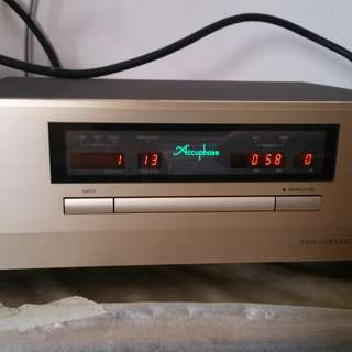Accuphase cd player DP430