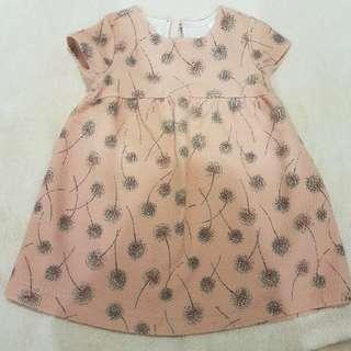 Zara BabyGirl Dress