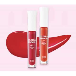 BN ETUDE HOUSE Colorful Drawing Dear Darling Water Gel Tint