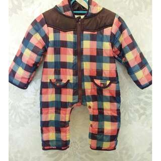 Baby Autumn/Winter Jumpsuit (80cm)