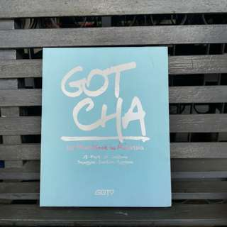 GOTCHA 1st Photobook in Malaysia