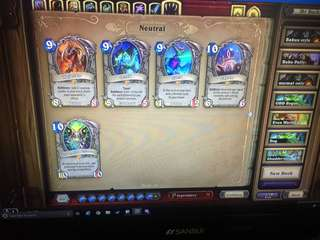 Heartstone Account for sale