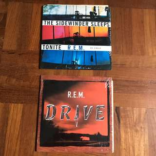 REM CD single