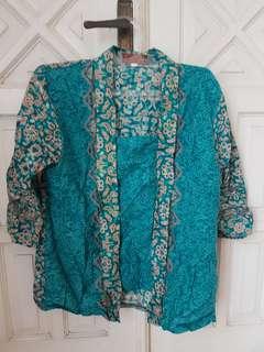 Green Kutu Baru Batik
