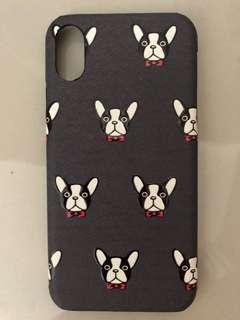 Iphone X Dog Case