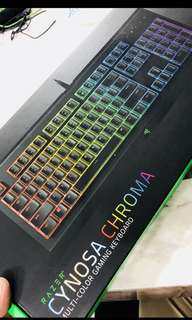 Razer Cynosa Chroma [STEAL DEAL!!!]