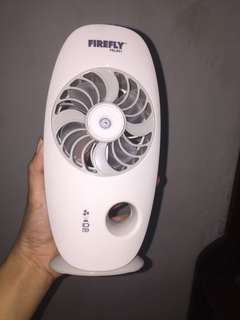 Mini Electricfan with Mist