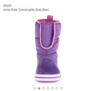 Authentic Crocs Winter  boots
