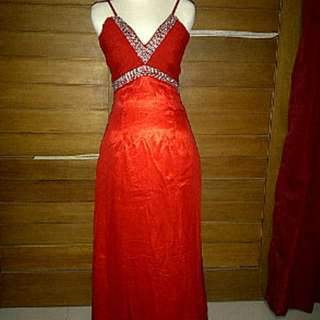 Dress Pesta Briliant
