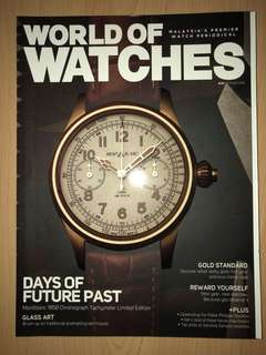 World of Watches (#35, Festive Edition)