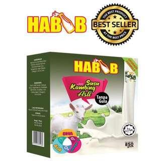 HABIB Susu Kambing - Asli 850g