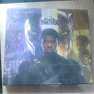 The Art of Marvel's Black Panther