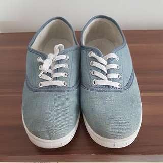 Sneakers Jeans Denim Rubi