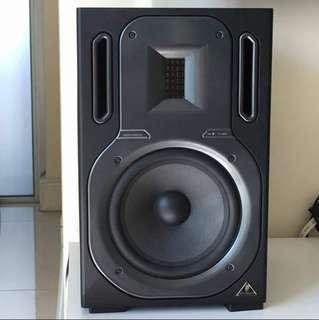 99%新 Behringer b3031a speaker喇叭一對連 Behringer QX1002usb mixer dac