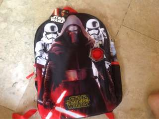STAR WARS BACK PACK ORIGINAL FROM CROCS USA
