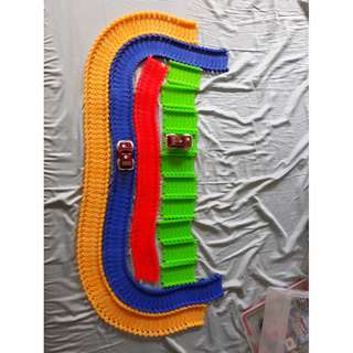 Toy - Magic Car Tracks 2 Set