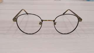 Korean Inspired Round Metal Frames JM1000034
