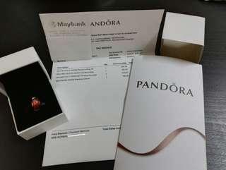Pandora Moment's Charm (Disney Snow White's Signature Colour)
