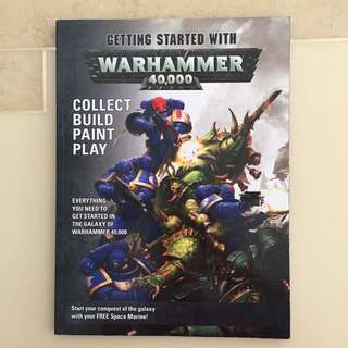 Warhammer 40000 Getting Started