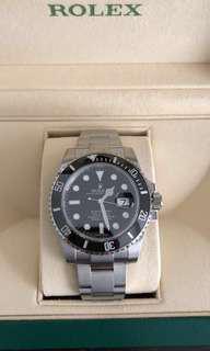 ROLEX 116610 LN Submariner Date