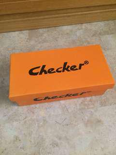 Checker Sneakers For Only $25