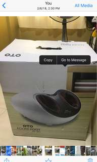 OTO leg massager