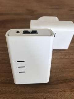 D-link powerline AV500 mini adapter