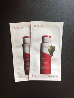 Clarins body fit anti-cellulite contouring expert 8ml