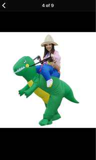 Adult Size Costume Dinosaur inflatable
