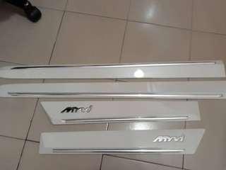 Myvi Side Protector Moulding