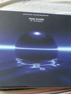 Rock CD - Very Best of Deep Purple 2CD special collector's edition