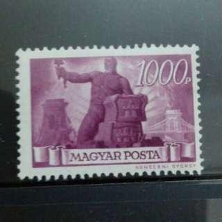 [lapyip1230] 匈牙利王國 1945年 壹仟克朗 高面額 新票 Mint