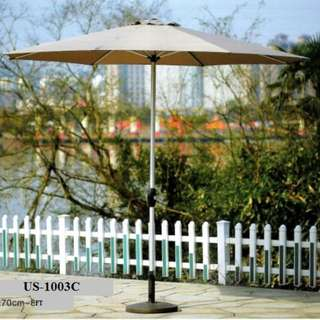 center pole pool umbrella