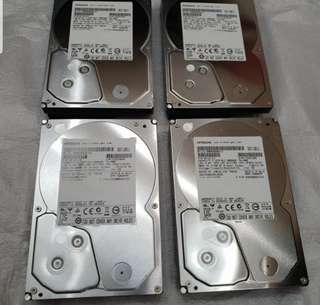 High Speed 2TB 3.5 inch Hard Disk