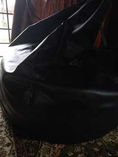 Dark Brown Bean Bag