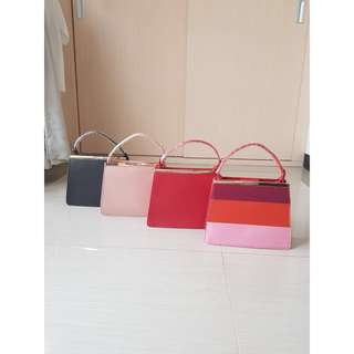 Charles & Keith sling bag 4 color