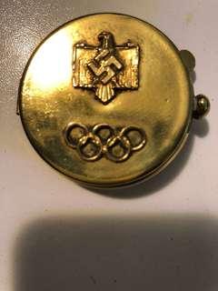 Olympics 1936 souvenir compass( genuine )