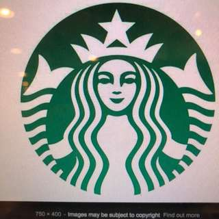 Starbucks Card (With $10 Value Each)