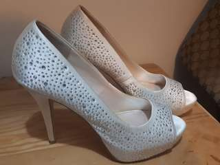 Bride or bed shoes