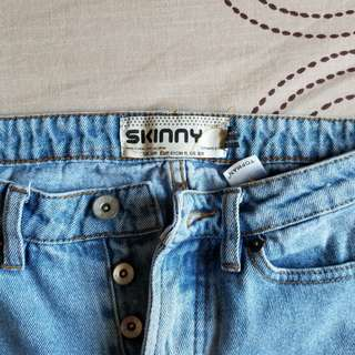 Topman's skinny jeans