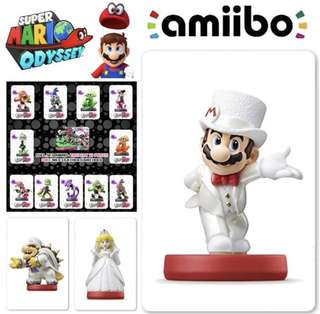 New 10pc Set odyssey Amiibo, 22pc Legend of Zelda, 11 pc Splatoon 2