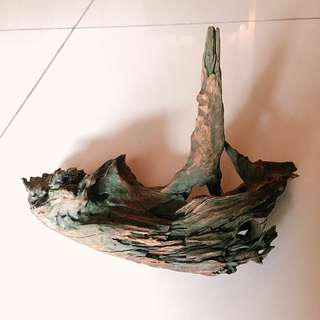 Unique Ship Driftwood