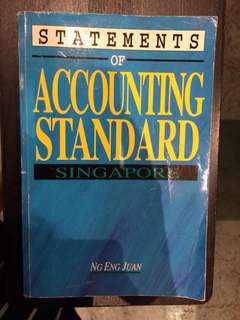 Accounting- Accounting Standards