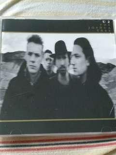 Rock CD - Rare Japan Press U2 The Joshua Tree