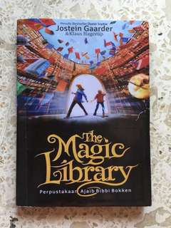 the Magic Library oleh Jostein Gaarder dan Klaus Hagerup