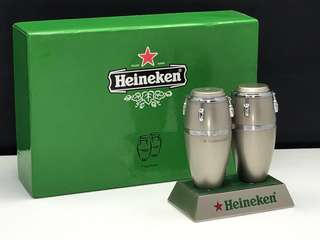 HEINEKEN Conga Drum Lighter